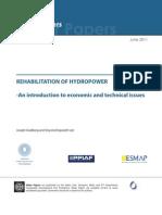Rehabilitation of Hydropower