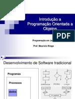 2 - Introduçao a programaçao OO