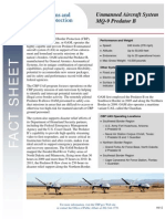 Unmanned Aircraft System MQ-9 Predator B