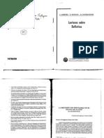 Bostock David - Lecturas sobre sofistas  -  La discución con protágoras en el teeteto de platón