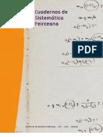 Cuadernos de sistemática Peirceana - 2