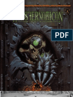 D20 - Monsternomicon - Volume 1 - Denizens of the Iron Kingdoms