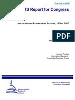North Korean Provocative Actions, 1950 - 2007 30004