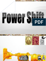 Curso Power Shift Equipos Pesados