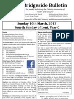 2013-03-10 - 4th Lent Year C