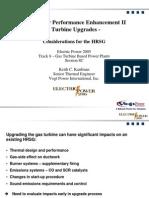 EP2005 Turbine Upgrades