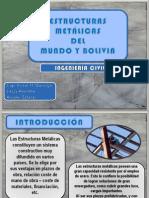 Expo Estructuras Metalicas..