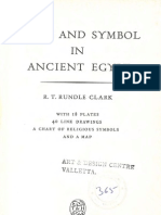 117795407 Myth and Symbol in Ancient Egypt by R T Rundle Clark