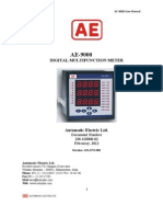 AE 9000 USERS MANUAL with Printer interface.pdf