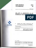 Gtc 45 Primer Actualizacion Scaner Original