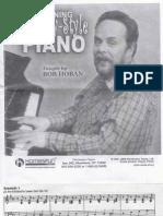 Bob Hoban - Country Style Piano