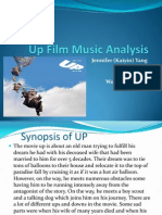 Film Music - Up Soundtrack Analysis