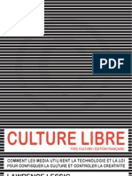 Culture Libre-Lawrence Lessig