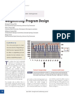 Stone, Pierce Et Al, Weightlifting Program Design 28 SCJ 10 (2006)