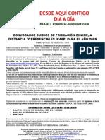 Comunicado Cursos ion Icap 2009[1]