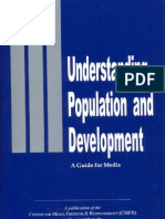 Understanding Population and Development - A Guide for Media