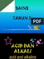 Acid Alkali