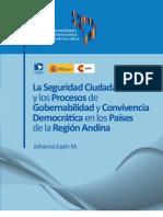 1.La Seguridad Ciudadana y Los Procesos de Gobernabilidad y Convivencia Democratica en Los Paises de La Region Andina