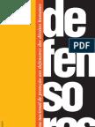 Defensores  Programa Nacional de Proteção aos Defensores dos Direitos Humanos