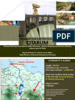 Roadmap for a Better Future Citarum