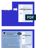 International Journal of Refrigeration