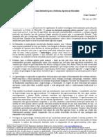 AGROECOLOGIA Alternativa Para Reforma Agraria No Maranhao