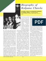 Kalpana Chawla Book Review