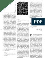 Borges y La Cabala Por s Sosnowski