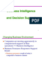 BI and Decision Support