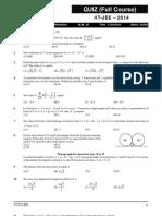 Quiz 1(Full Course