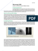 Ion Conductance Microscopy