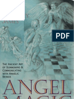 109856151 Angel Magic the Anciente Art of Summoning Communicating With Angelic Beings