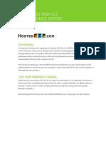 HostedFTP.com - Amazon S3 Performance Report