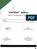Ancient Nepal 12 Full
