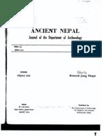 Ancient Nepal 18 Full