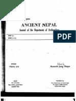 Ancient Nepal 20 Full