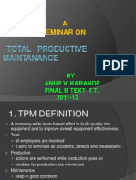 TPM BY ANUP