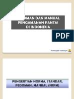 Pedoman dan Manual Pantai - Tety Kurniati.ppt