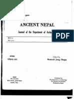 Ancient Nepal 26 Full
