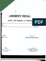 Ancient Nepal 40 Full