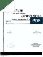 Ancient Nepal 49-52 Full