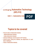 EAT-I (Automotive Industry)