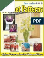 22 Free Crochet Patterns