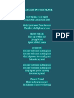 03.10.2013 Lineup - Lyrics
