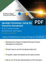 15.45-16.30_Spotlight Workshop_Using the Kofax Insurance Storyboard_Sales Track