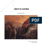 Sobre Tu Tumba