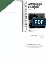 Antropologia de Argelia-pierre Bourdieu