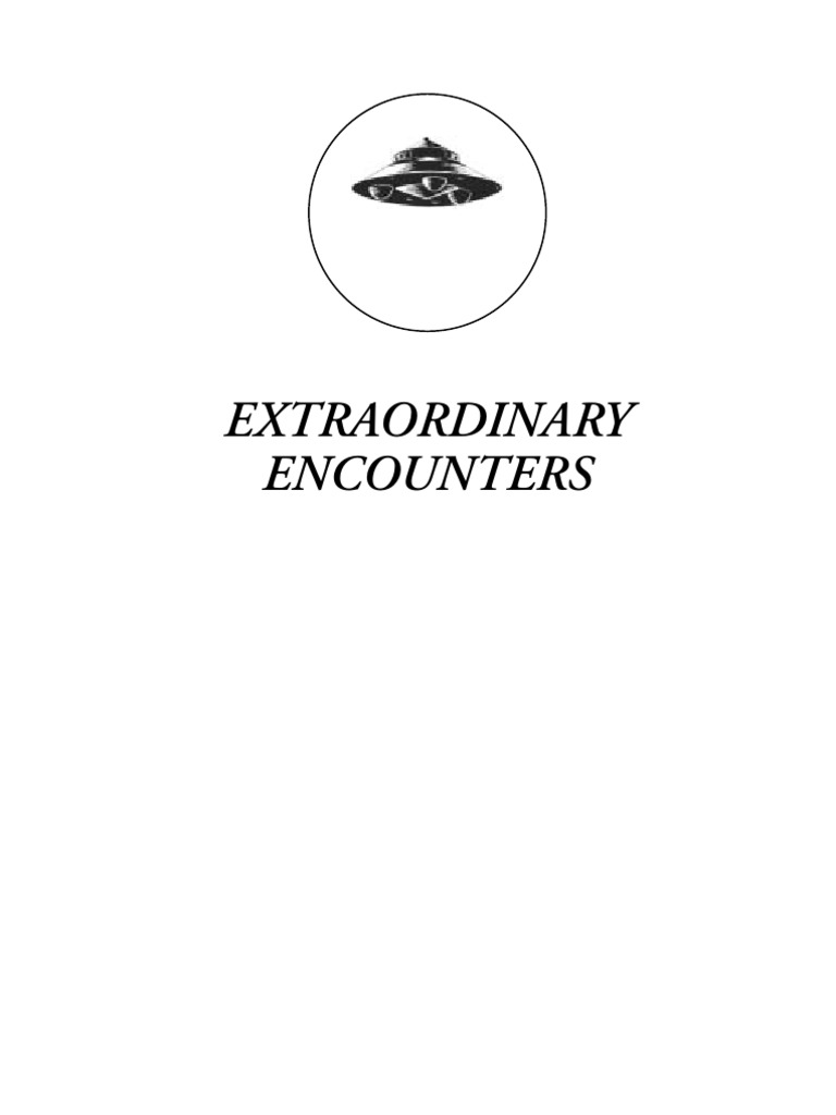 Extraordinary encounters alien abduction paranormal fandeluxe Gallery