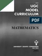B.Sc. & M.Sc. curriculum and SYLLABUS