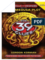 39 Clues 01 - Cahills vs. Vespers - the Medusa Plot - Gordon Korman